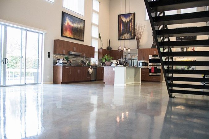 Photo Gallery - Polished Concrete - Henderson, NV - The ...