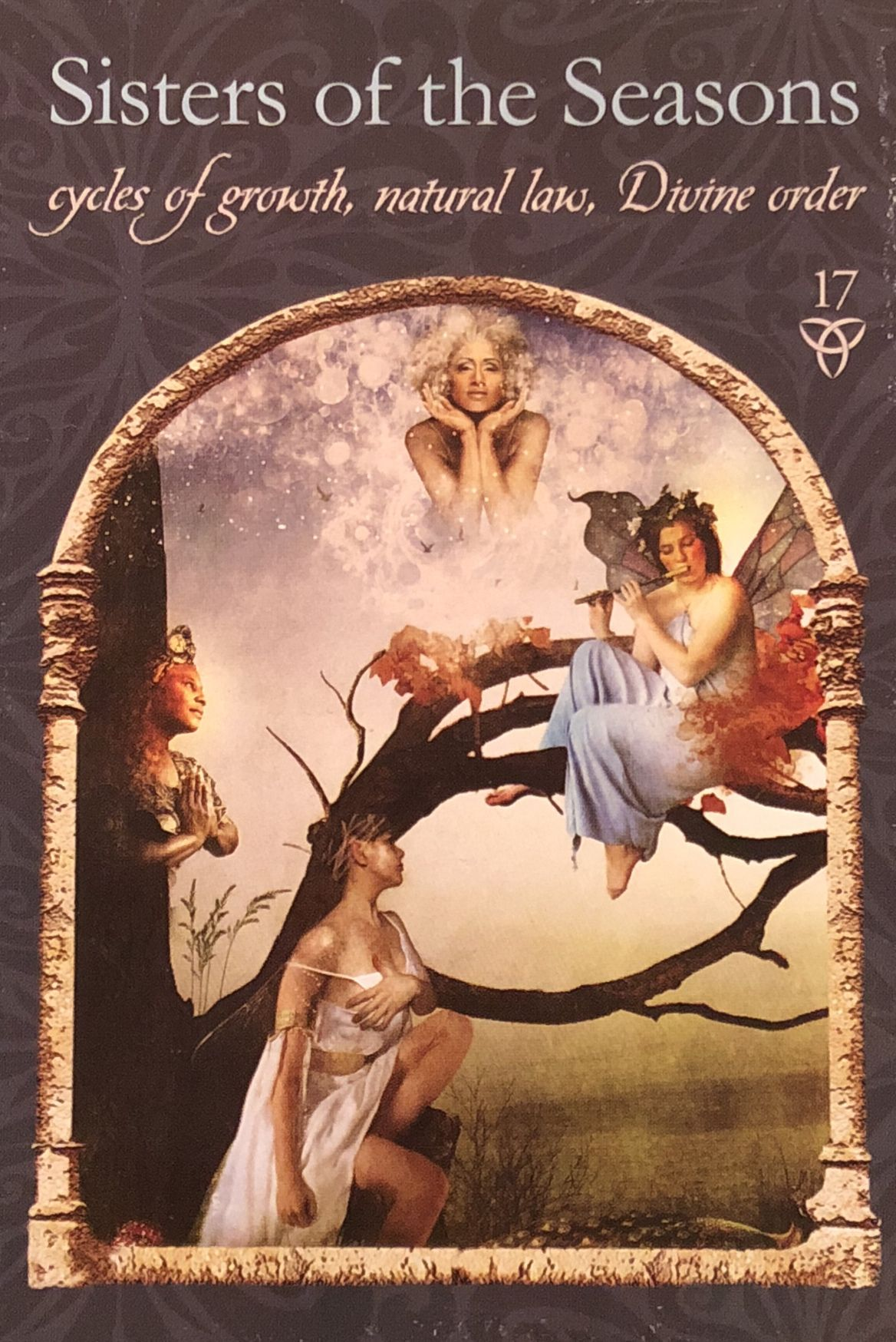 Sisters Of The Seasons   Archangel Oracle ~ Divine ...