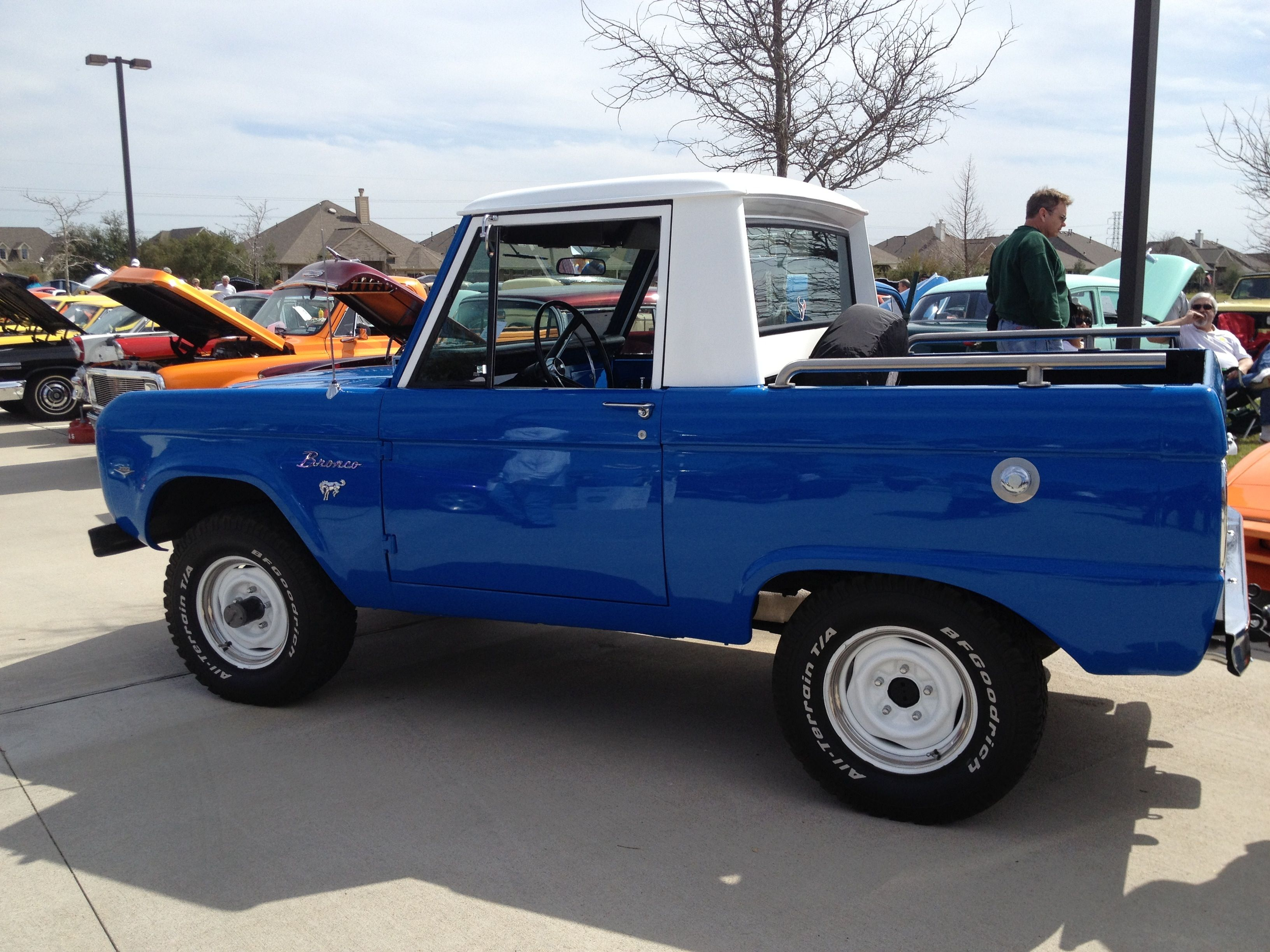 1966 Ford Bronco | Classic Cars | Pinterest | Ford bronco, Ford and Cars