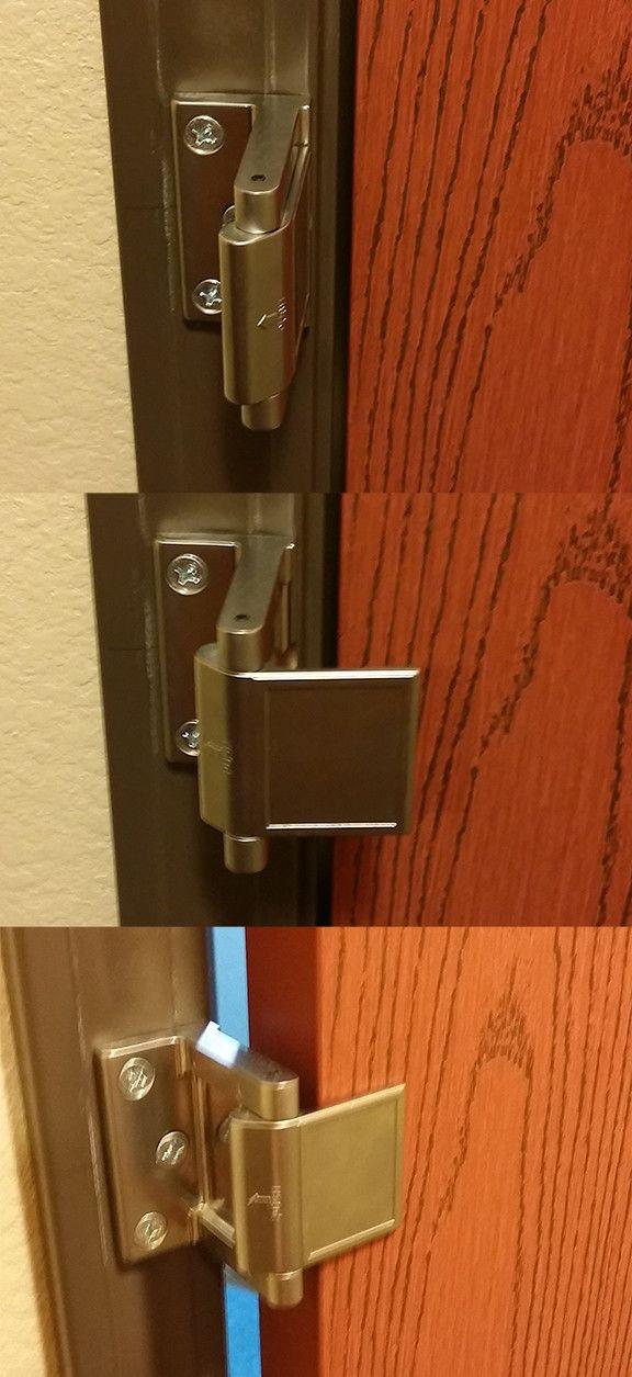 Instead Of A Door Chain Or Door Bar My Hotel Had This As A Secondary Locking Mechanism R Mildlyinteresting Door Chains Door Handles Hotel Door Locks