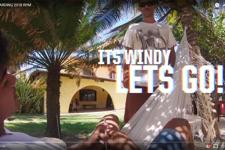Envoie Du Gros Video le blog kitesurf lovers france : passe moi cette barre !! voilà en