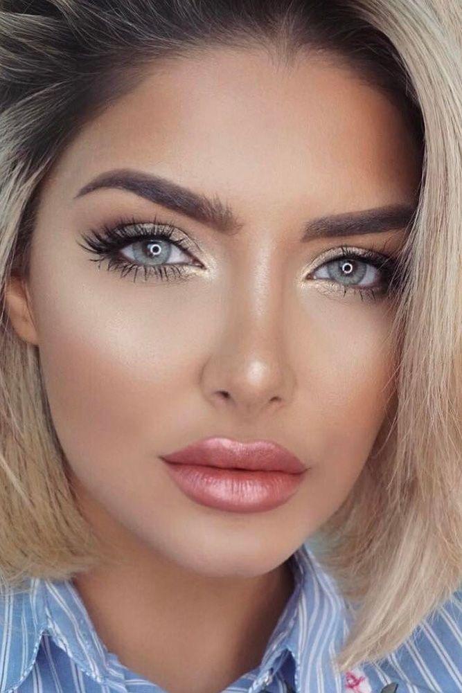 36 Ideas For Natural Bridal Makeup Makeup Amp Beauty