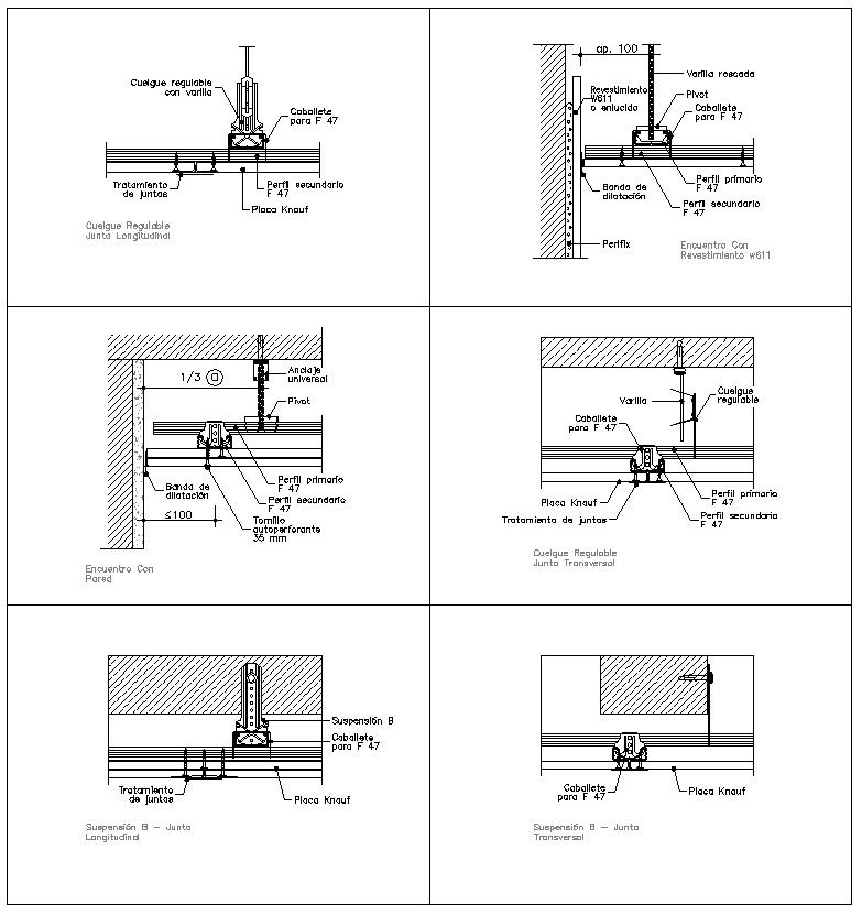 Ceiling Details V1 Cad Design Free Cad Blocks Drawings