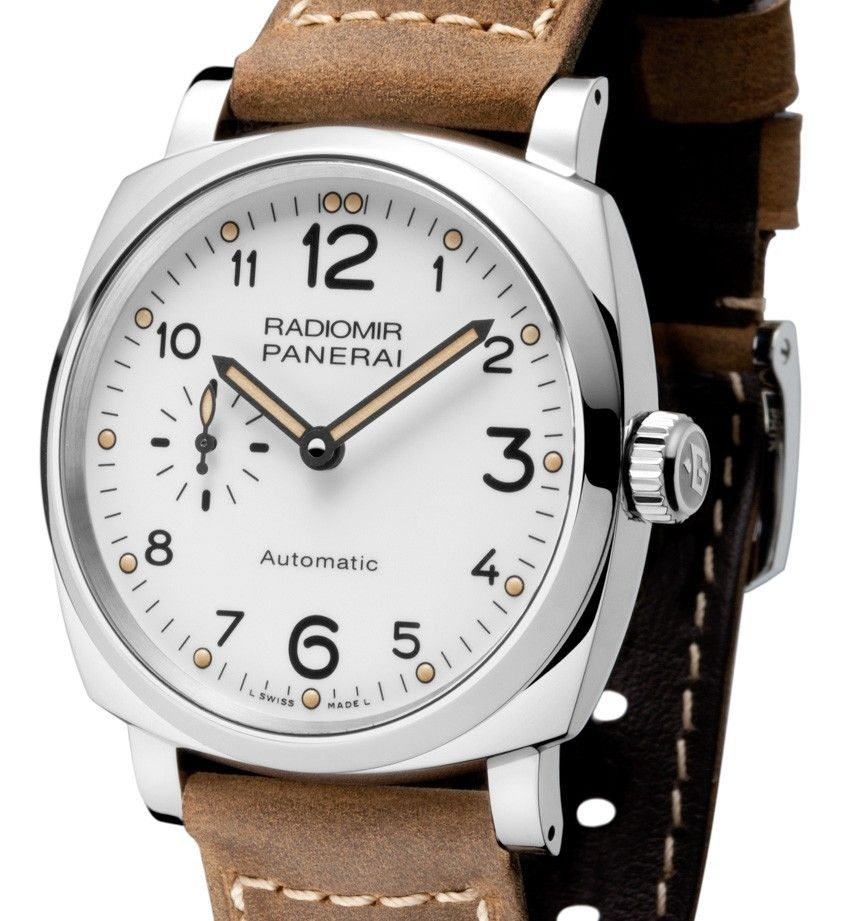 15c40ee31bf Panerai Radiomir 1940 3 Days Automatic Acciaio PAM655 Watch For SIHH 2016  -by David Bredan- on aBlogtoWatch