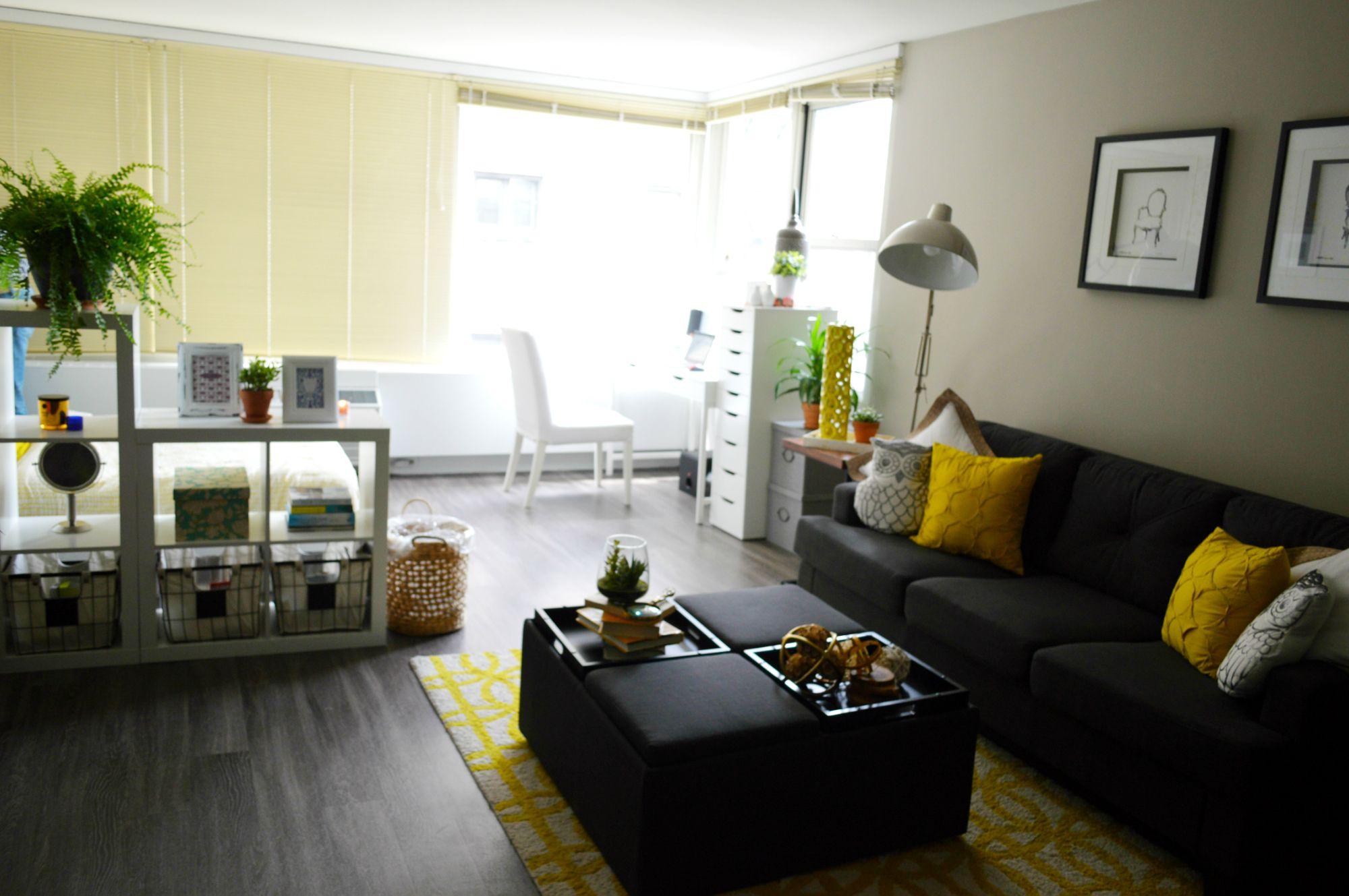 Home Decor Designing My Studio Apartment