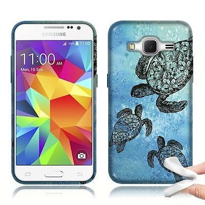For Samsung Galaxy Core Prime G360 Prevail LTE TPU Rubber Gel ...