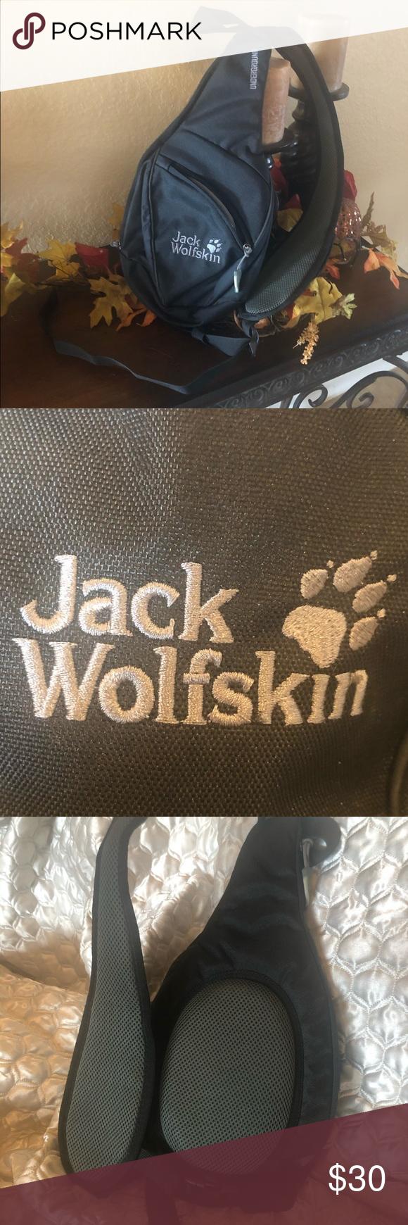 Jack Wolfskin UNDERGROUND Compact sling bag | Taschen