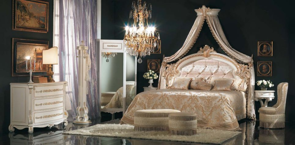Vazzari Mobili Classici Di Lusso Beds For Sale King Bedroom Furniture Bed
