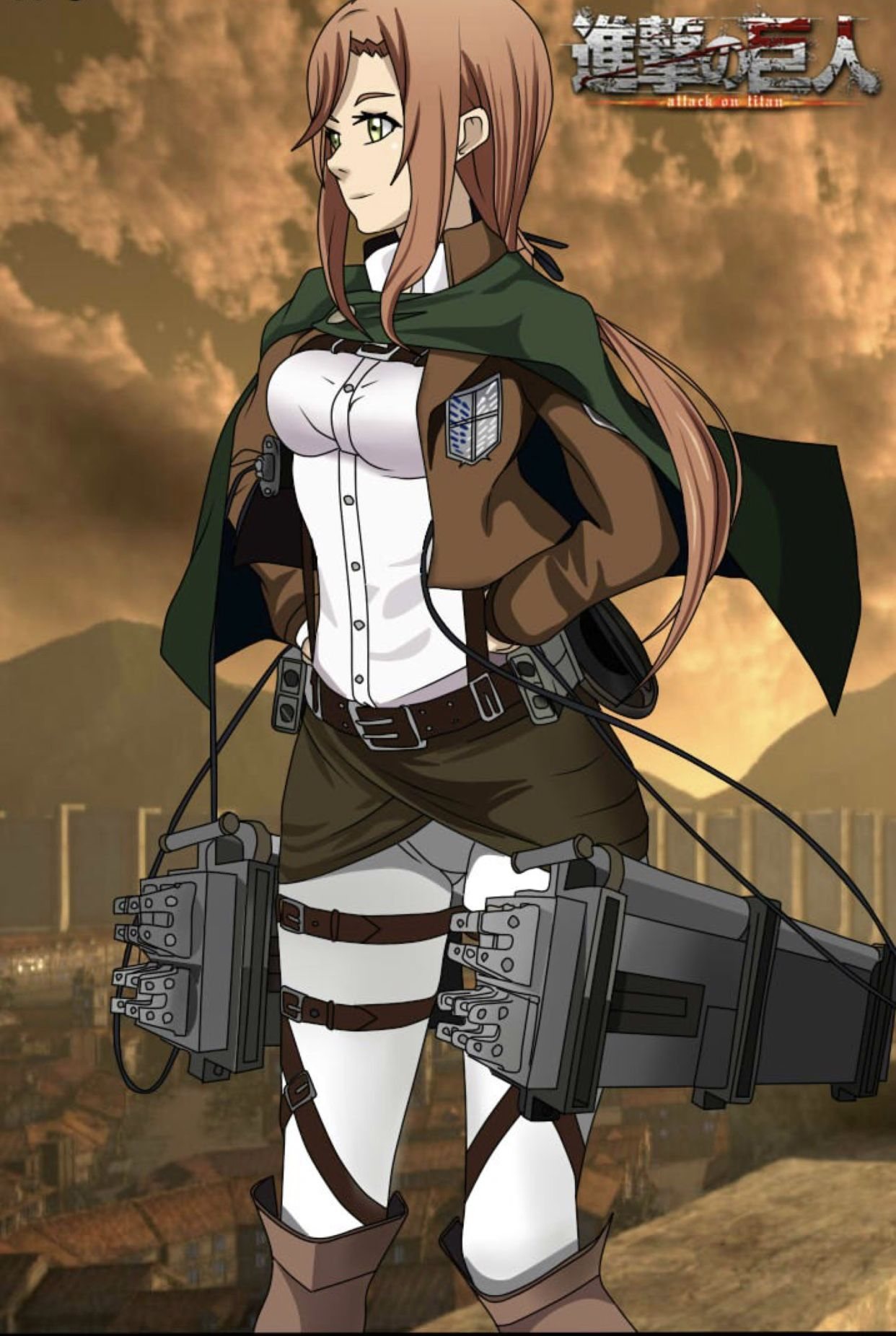 Pin by Artwork Pandaz on Attack On Titan Attack on titan