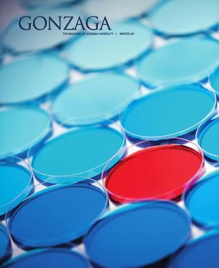Gonzaga Magazine Winter 2011