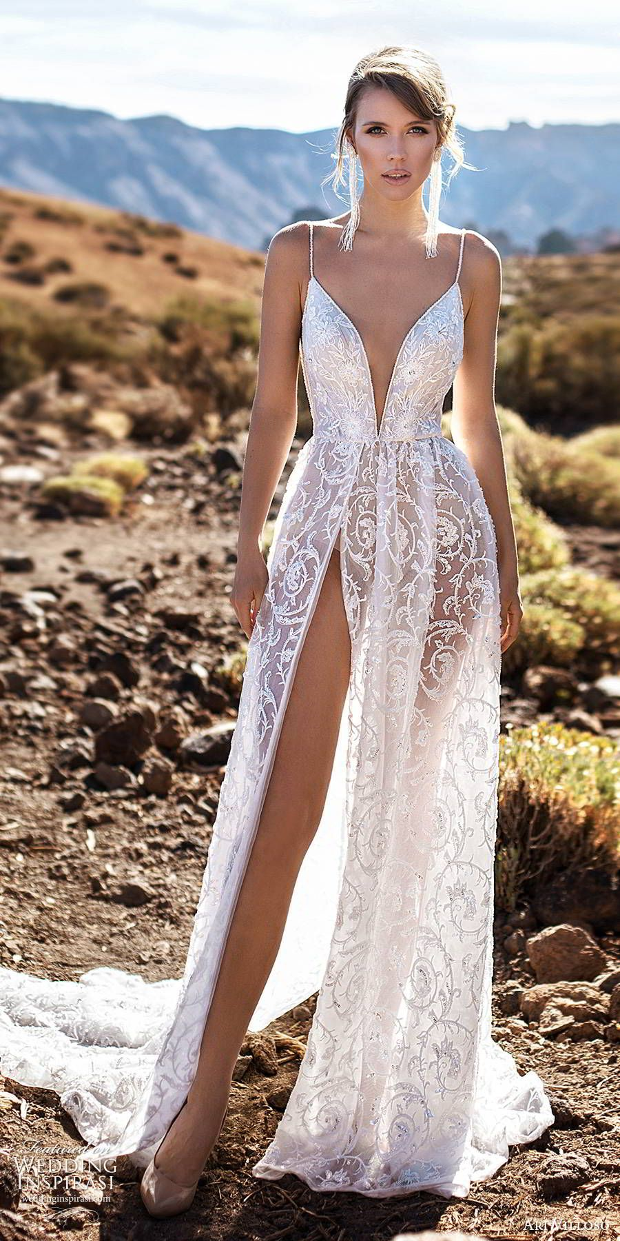 "Ari Villoso 2020 Wedding Dresses — ""Feel Yourself"" Bridal"