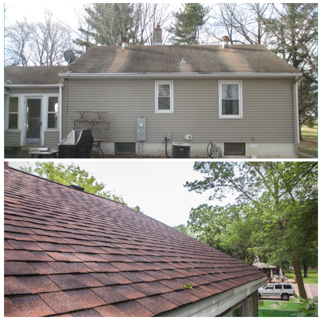 Roofing Contractors Minneapolis Gaf With Images Mobile Home Roof Roofing Roofing Contractors
