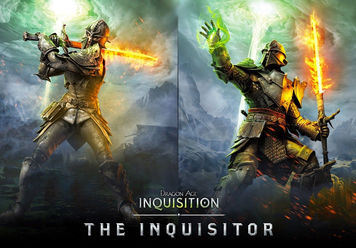 Dragon Age: Inquisition Warrior