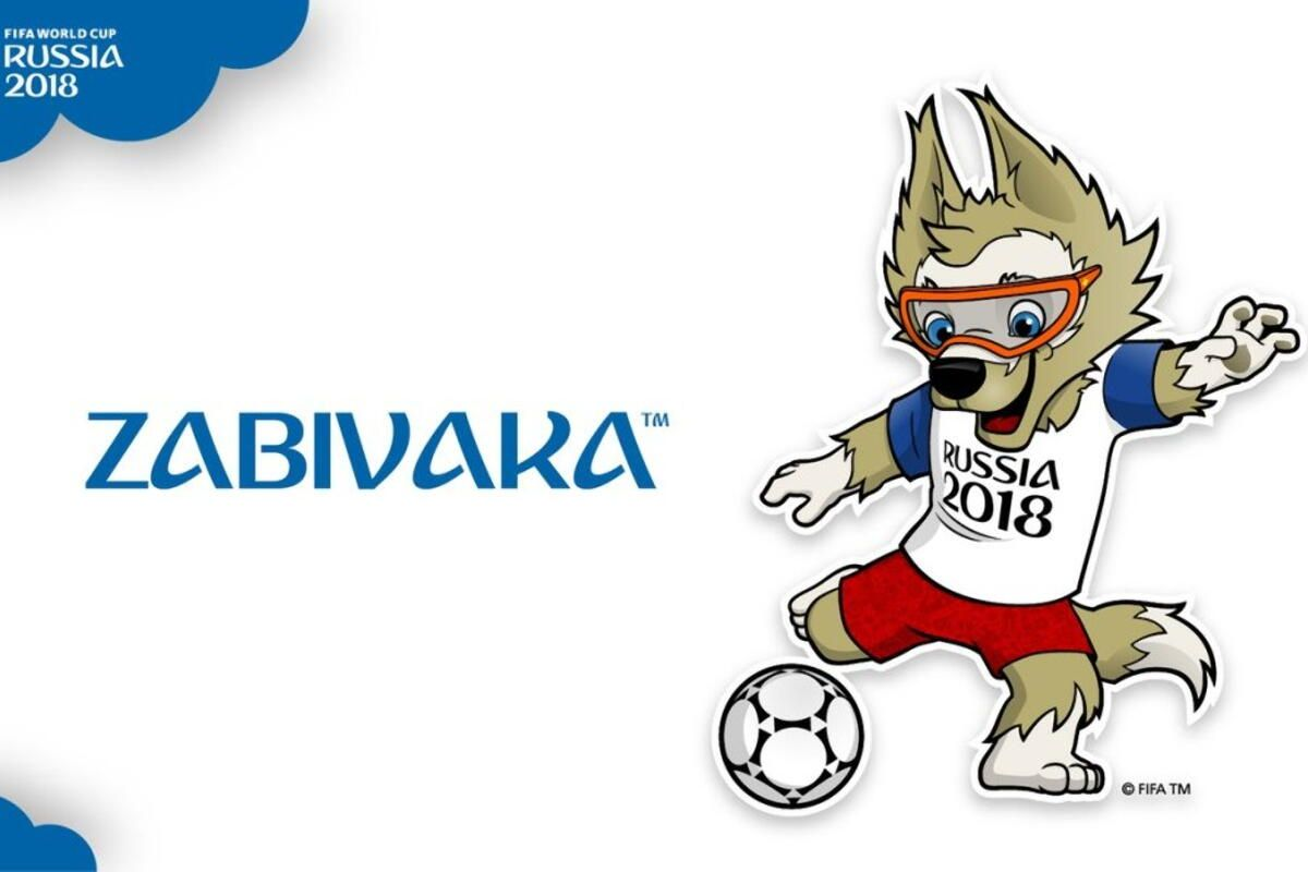 Wolf Zabivaka Selected As Official Mascot For 2018 World Cup Ghanastar World Cup Russia Russia World Cup