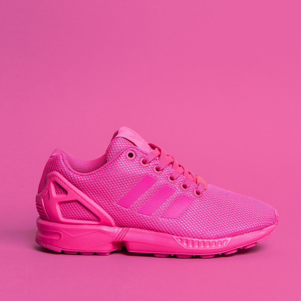 7b7197163 We re going back to the fuschia. Adidas Flux