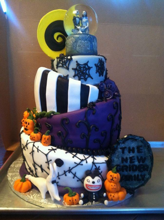 Halloween Cake Pumpkin Carving with PowerHouse Growers @Powerhouse