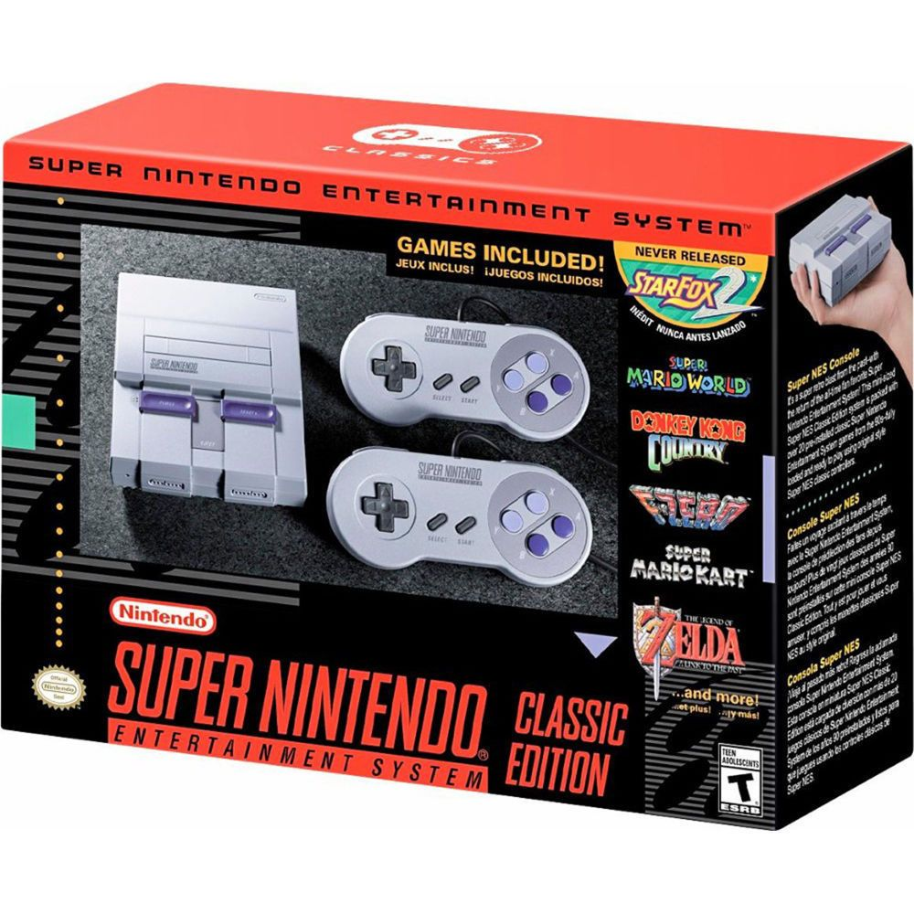 How To Get More Games On Super Nintendo Classic