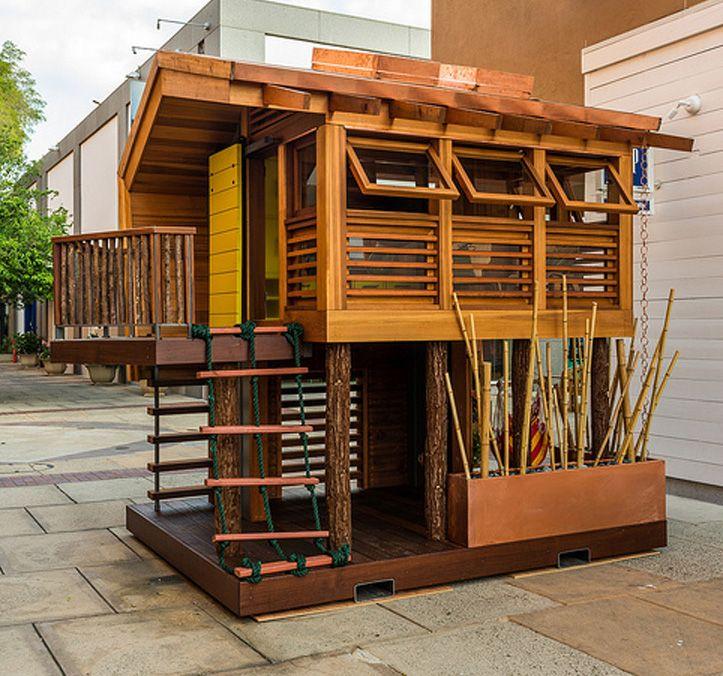 Safari Campout Architect: Hayes Group Architects, Inc