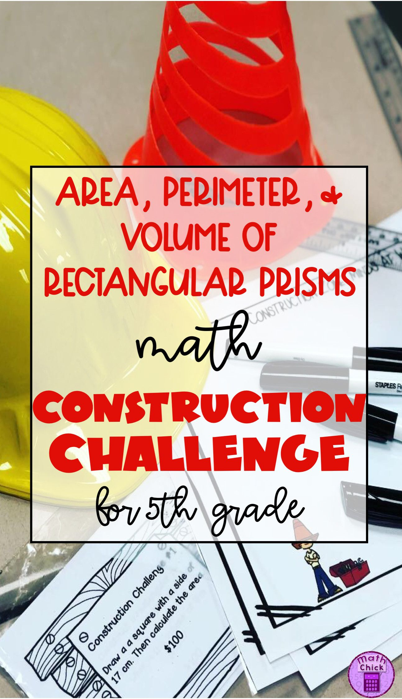 5 Area Perimeter And Volume Worksheets Construction
