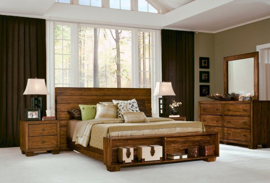 25 Incredible Queen-Sized Beds with Storage Drawers Underneath ...