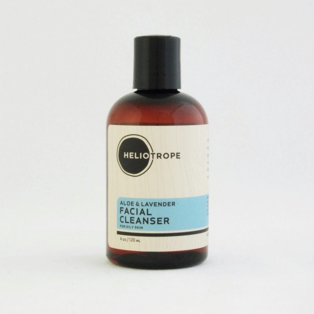 Aloe & Lavender Facial Cleanser