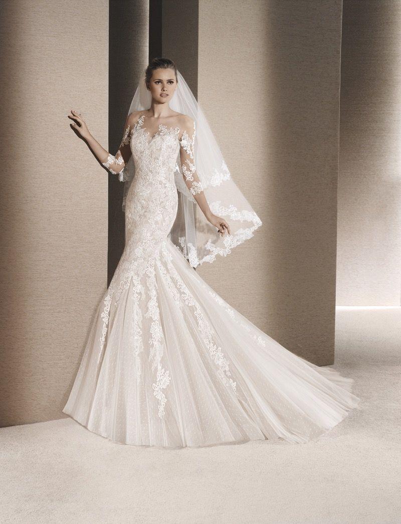 La Sposa 2017 Bridal Collection Affordable Wedding Dresses Hong Kong Mermaid Wedding Dress Wedding Dresses La Sposa Wedding Dresses