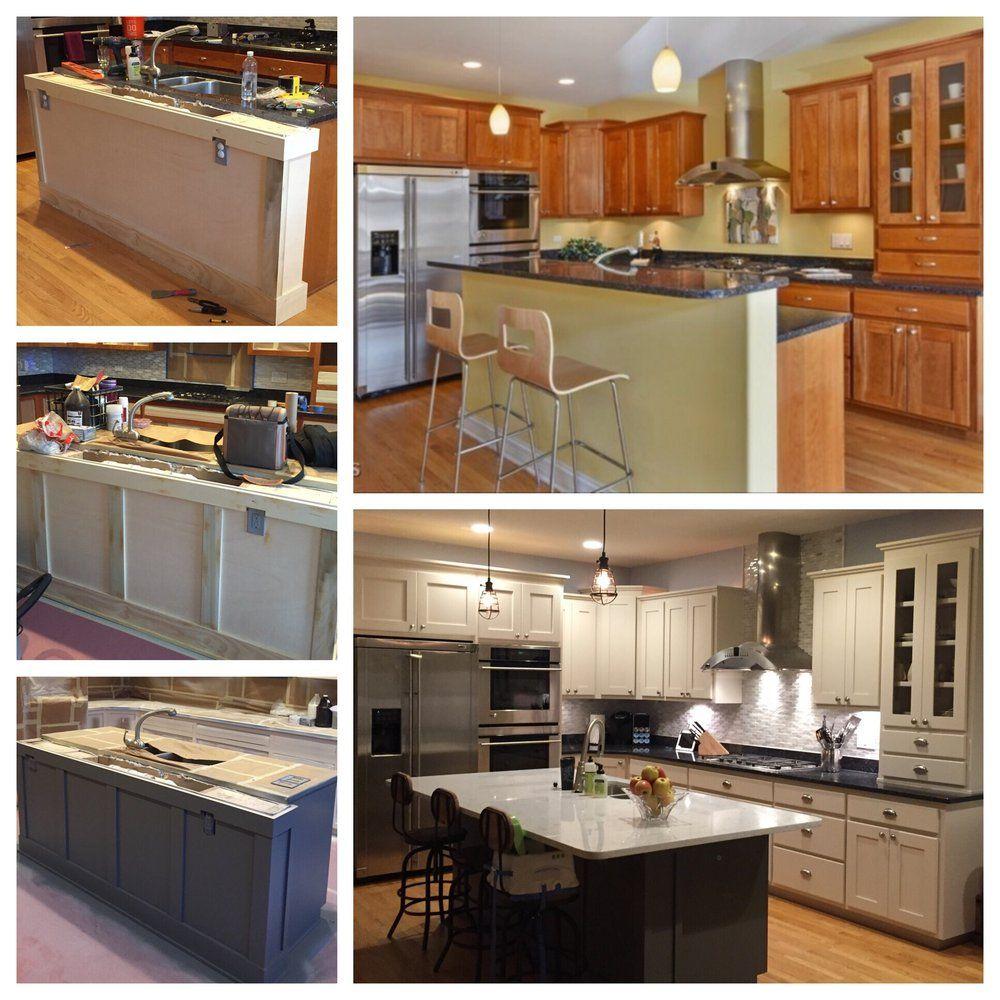 Renewing Kitchen Cabinets: Des Plaines, IL, United States