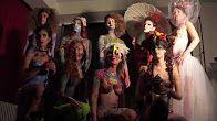 MBA - MAKING BEAUTY ACADEMY - YouTube Backstage sfilata a.a.2014/2015 day 1