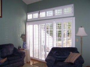 Installing Transom Window Blinds Arch Window Treatments