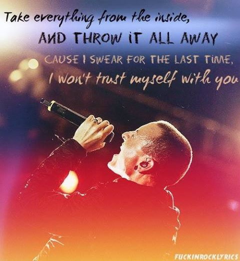 Linkin Park lyrics    From The Inside | My Music | Linkin