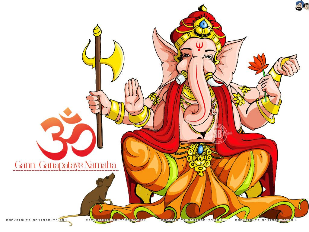 Ganesha Lord Ganesha Spiritual Wallpaper
