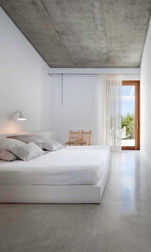 Una casa moderna pero con pasado r stico foto 11 look - Hormigon pulido para interiores ...