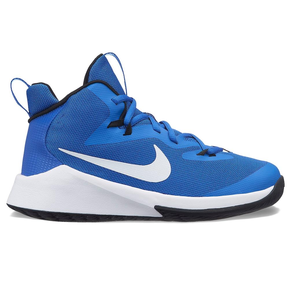 Nike Future Court Grade School Boys' Basketball Shoes