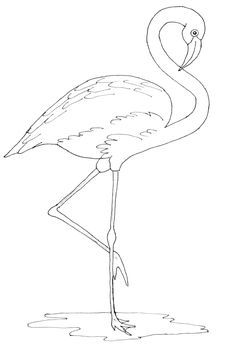 Its Flamingo Friday Sanat Projeleri Flamingo Flamingo Art Ve