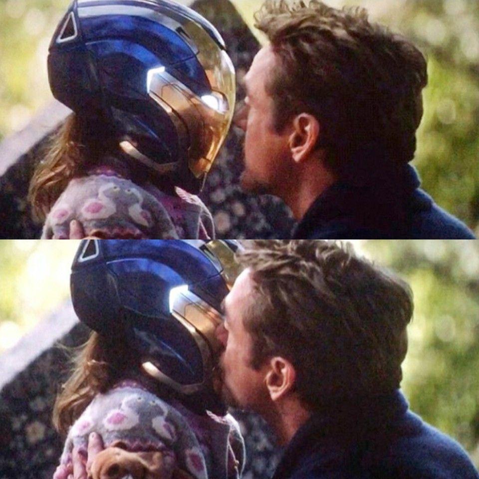 Tony Stark iron man daughter Morgan | Nerd Alert! | Mcu marvel