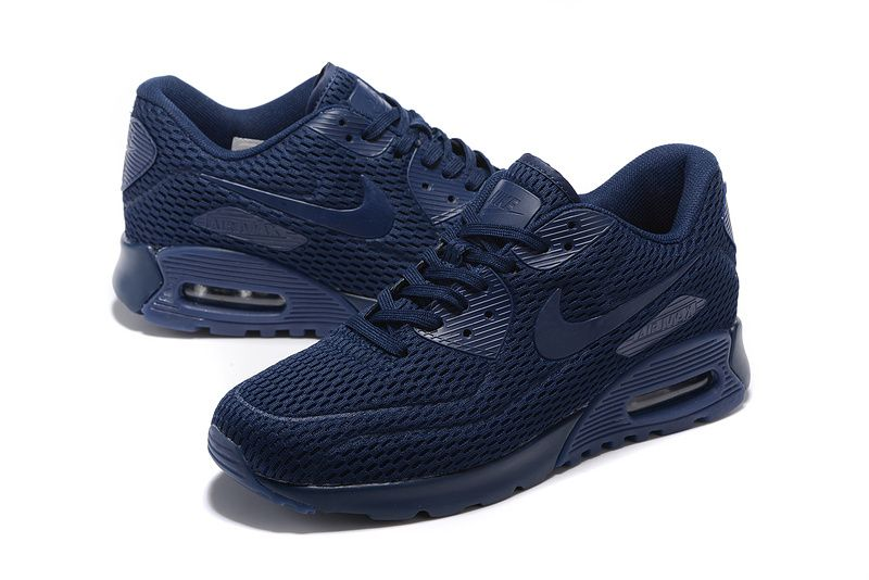 quality design 6abde d0e8d Nike Air Max 90 KPU Dark Blue | Air Max Women | Cheap nike ...