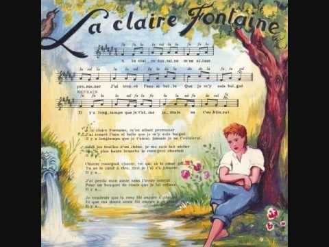 """""""À la claire fontaine"""" - Les Quatre Barbus (a cappella) - YouTube"""