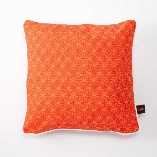 Mini Pretty In Peranakan (Red) Pillow Cover Www.naladesigns.com