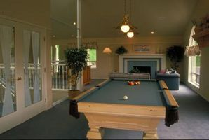 How Much Clearance Is Needed For A Pool Table Pool Table Porch - Clearance needed for pool table