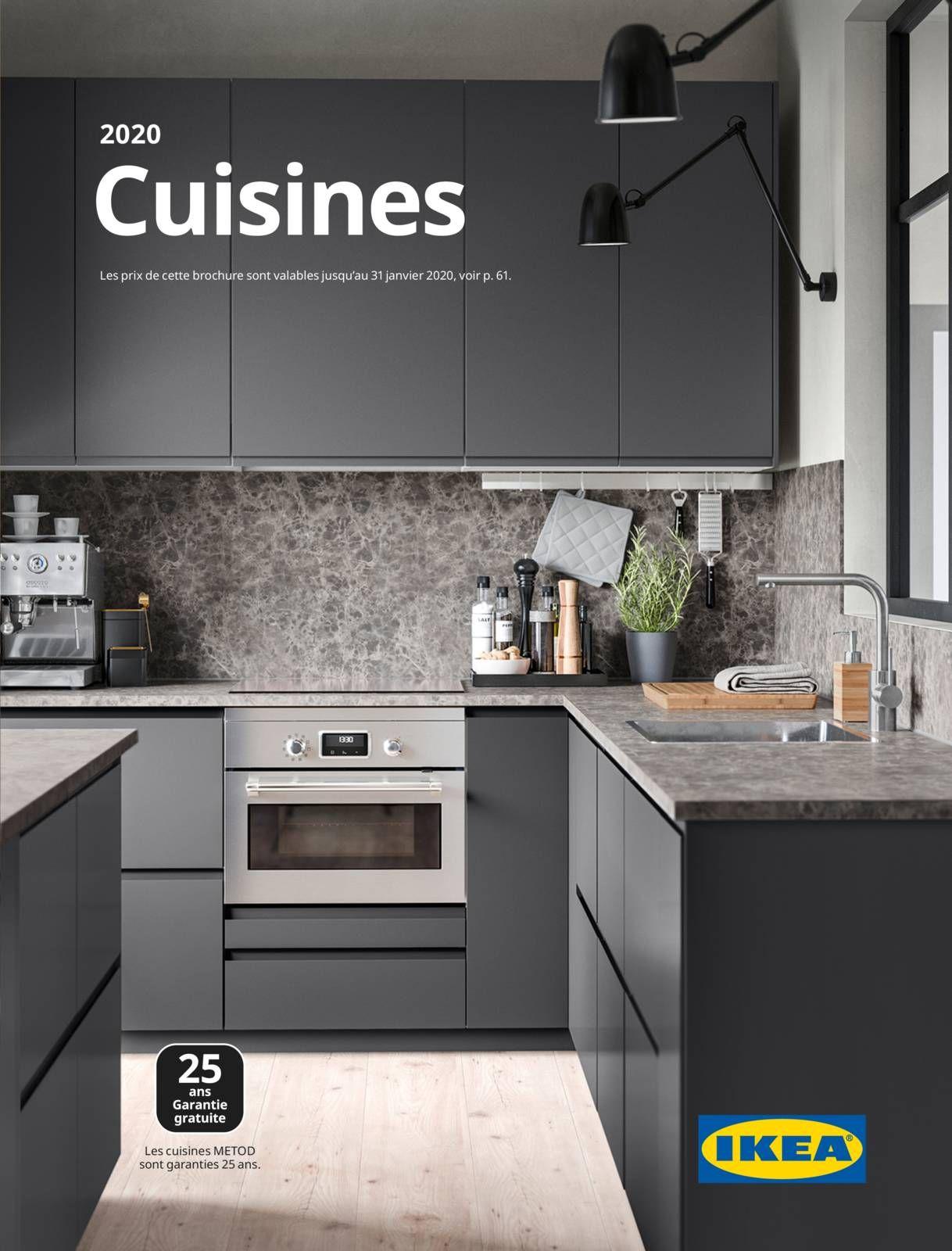 brochure cuisines ikea 2020