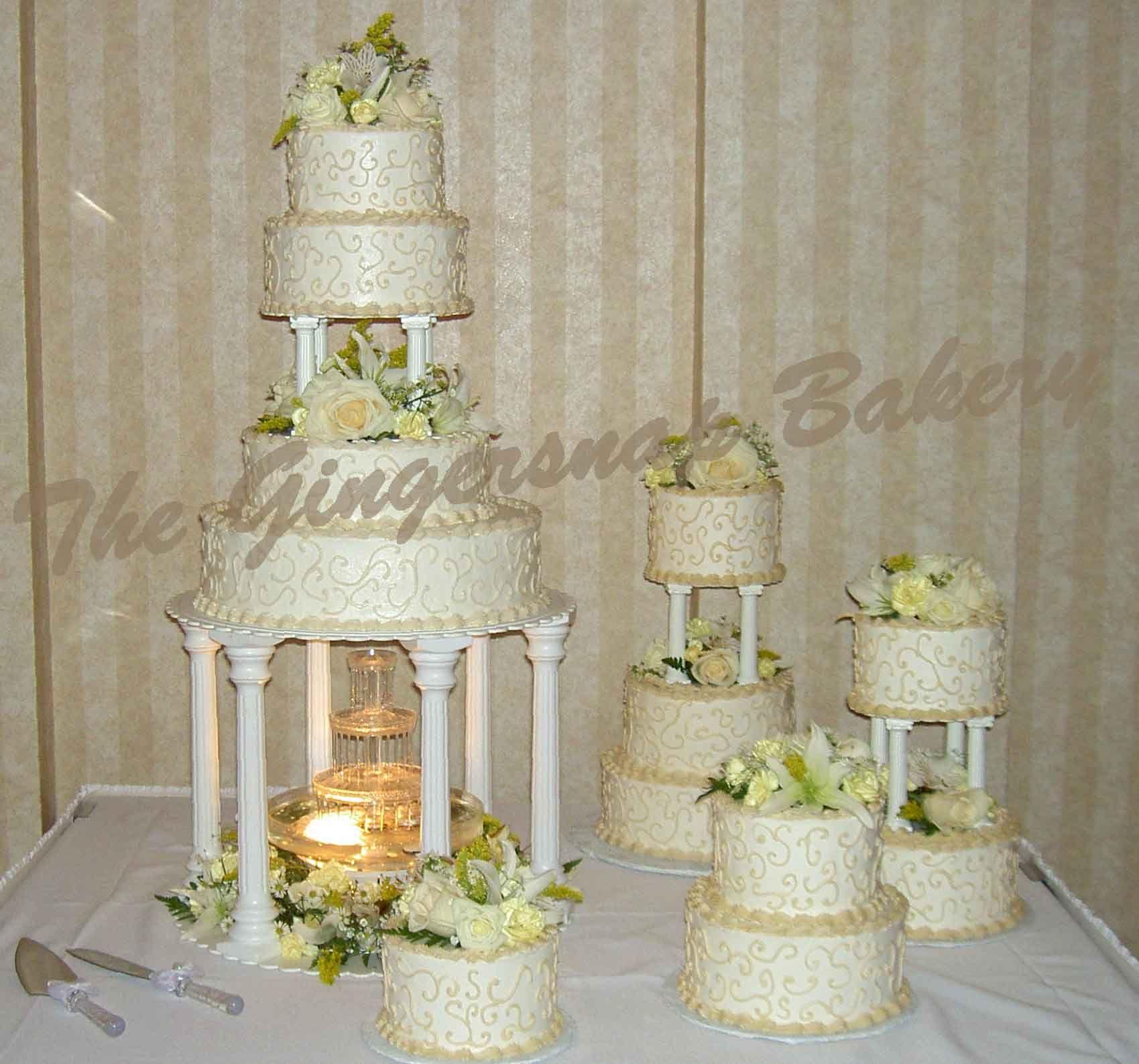Wedding Cakes with Fountains wedding cakes fountains to