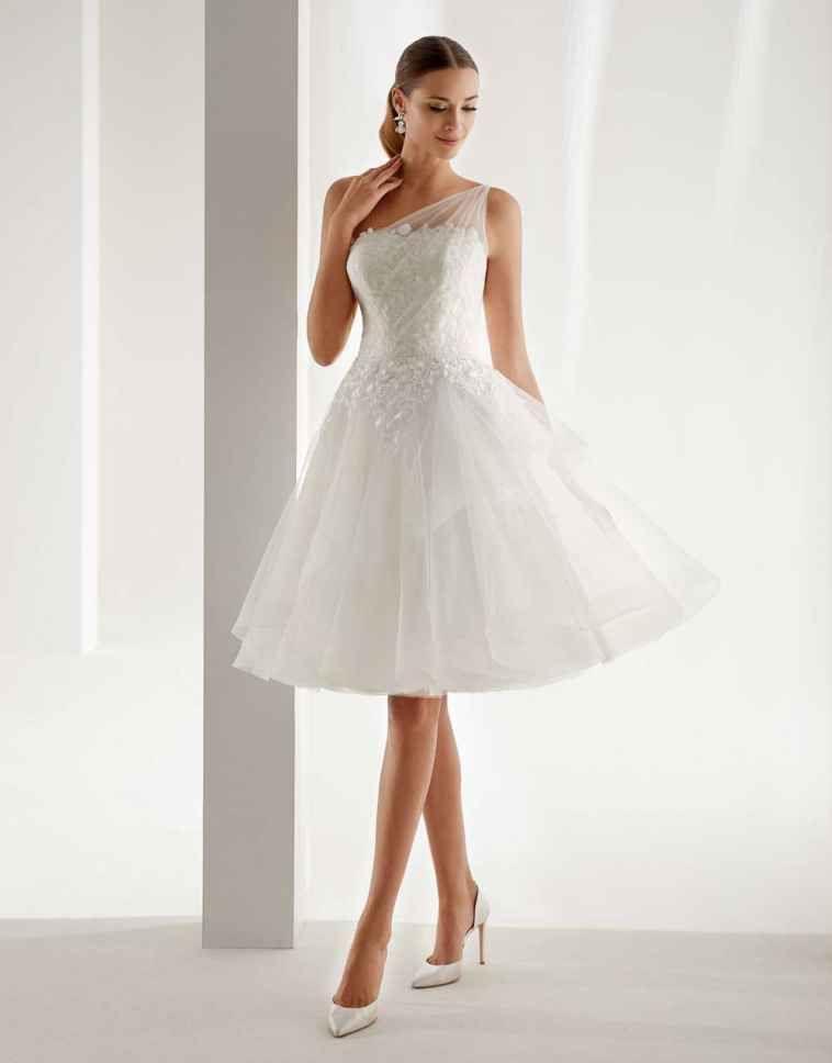 Vestito Da Sposa Corto Anni 60.Nicole Spose 2020 Intera Collezione Abiti E Prezzi Abiti Da