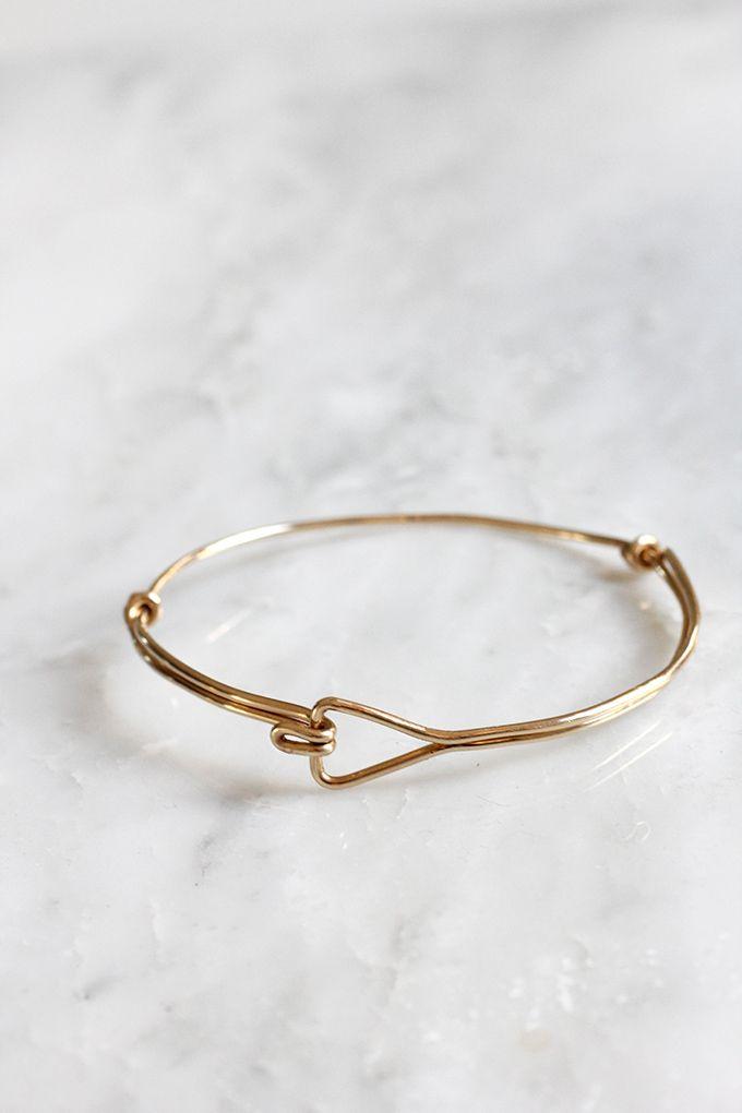 ispydiy_trianglewirebracelet | jewelry | Pinterest | Triangles ...
