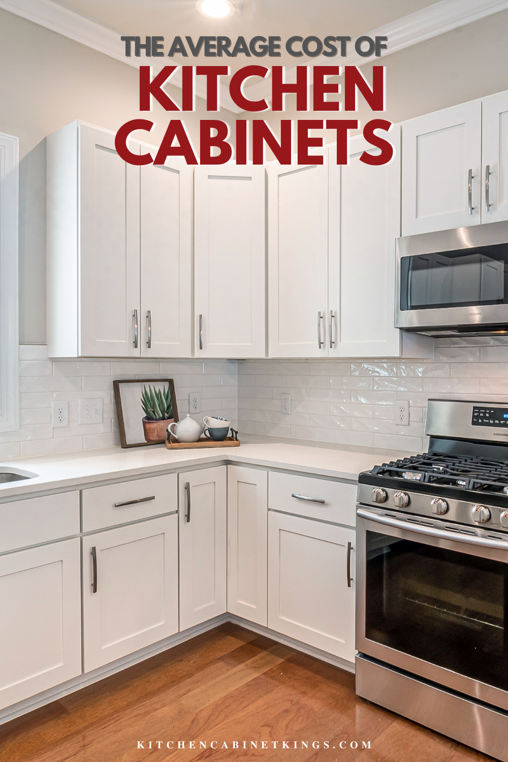 The Average Cost To Install Kitchen Cabinets In 2021 Cost Of Kitchen Cabinets Kitchen Cabinet Kings Kitchen Inspirations