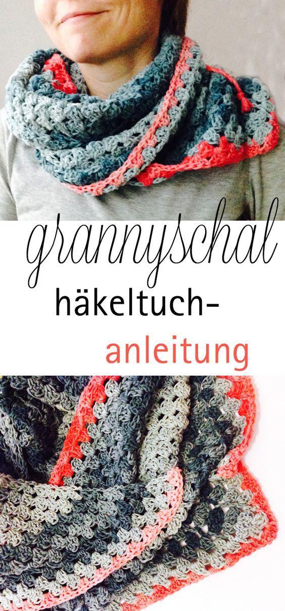 häkeltuch-anleitung für euch! | .: SUSAlabim-blog :. | schal ...
