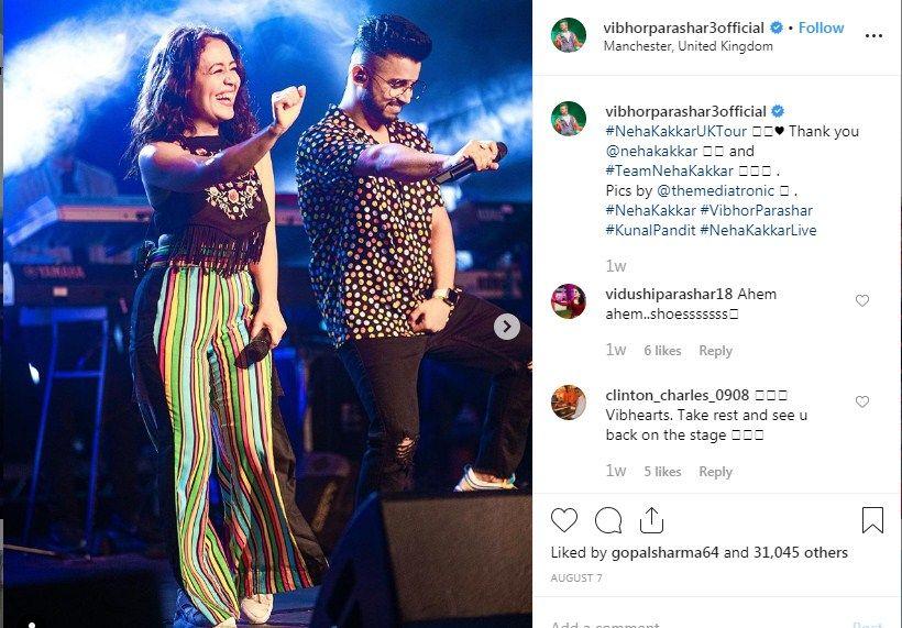 Neha Kakkar Shares Disturbing Posts Ending Life Neha Kakkar Indian Idol Female Singers