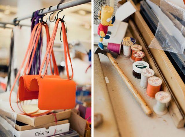 Styled By Janet Inside Hermes Atelier Hermes Handbags Hermes Constance Hermes