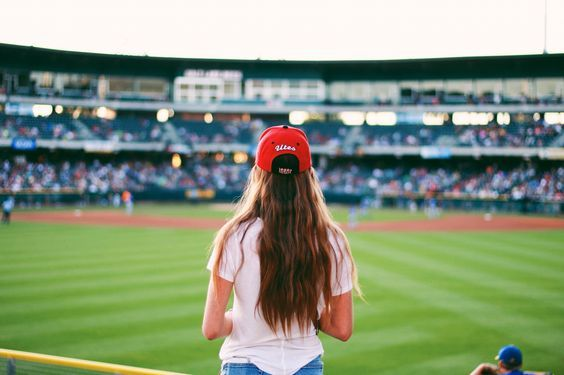 Be Spontaneous This Summer And Take Your Dad And Little Brother To A Baseball Game Baseball Game Outfits Artsy Photography Photography Inspo