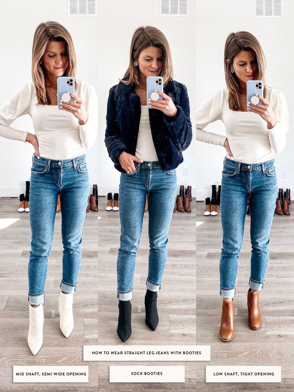 Leg Jeans
