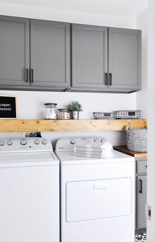 Photo of So organisieren Sie eine kleine Waschküche – Bless'er House